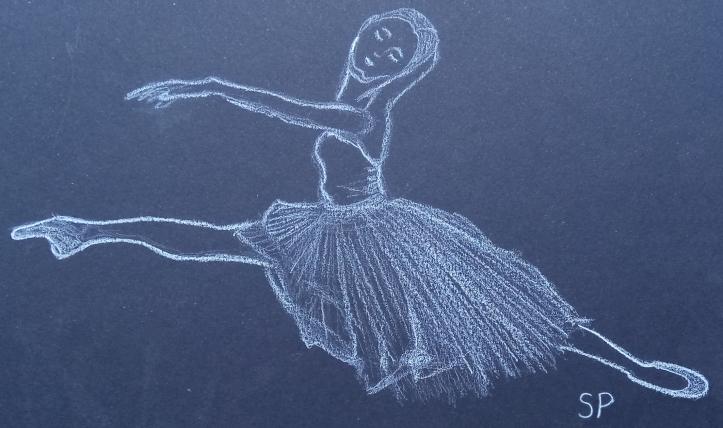 ballerina tulle