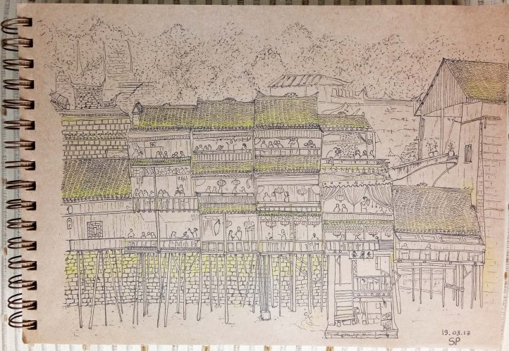 fenghuang drawing sp