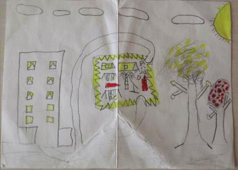 kid drawing sp