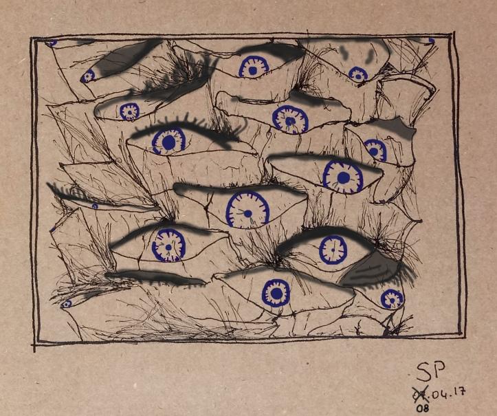the eye society sp