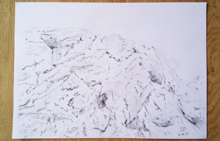 massive rock texture