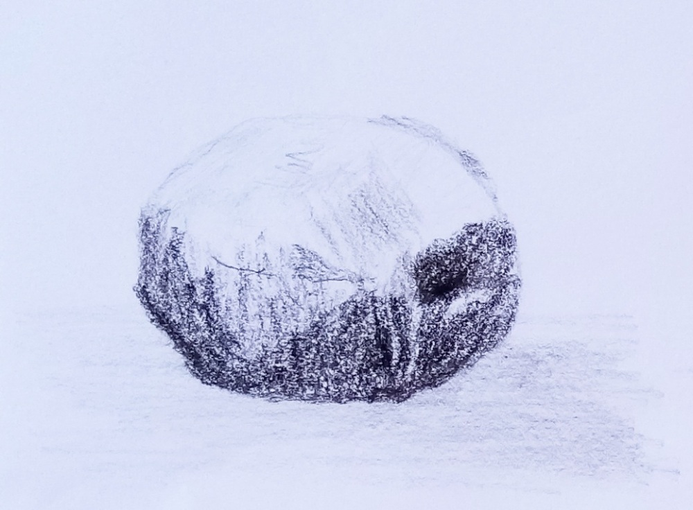 rock drawing 1