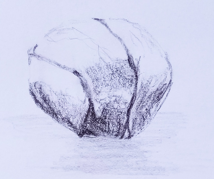 rock drawing 2