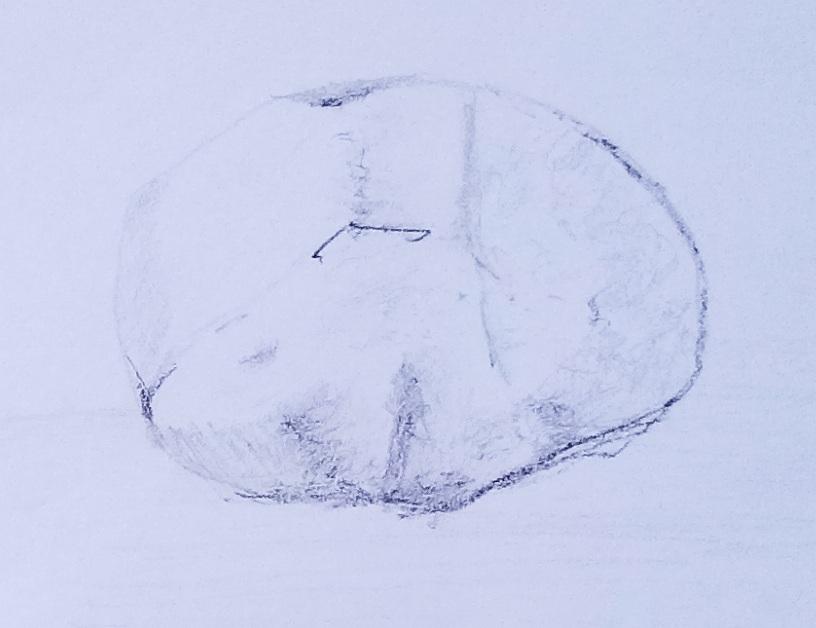 rock drawing 3