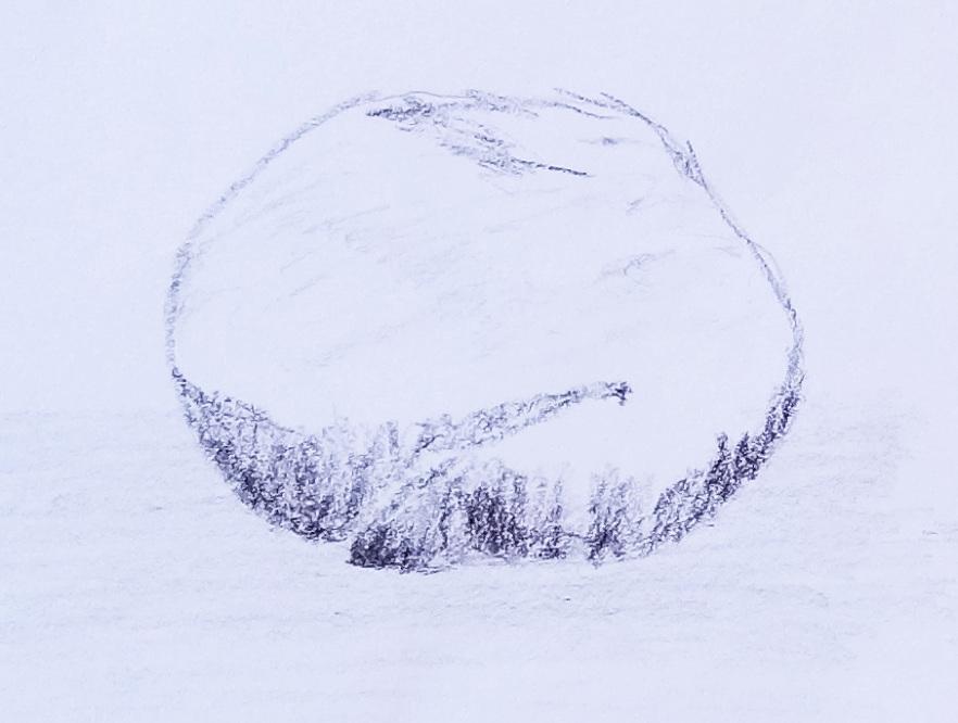 rock drawing 4