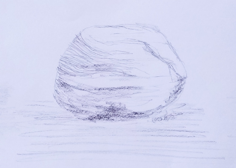 rock drawing 5