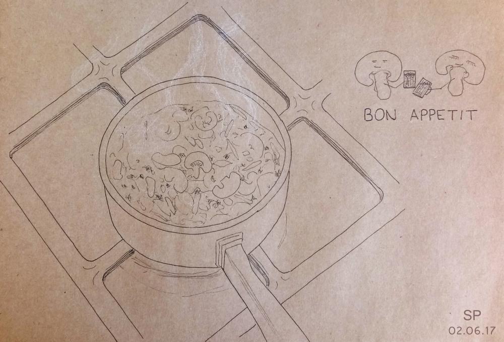 bon appetit mushroom on cooker drawing.jpg