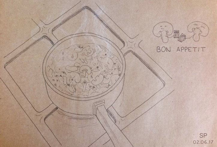 bon appetit mushroom on cooker drawing.jpg