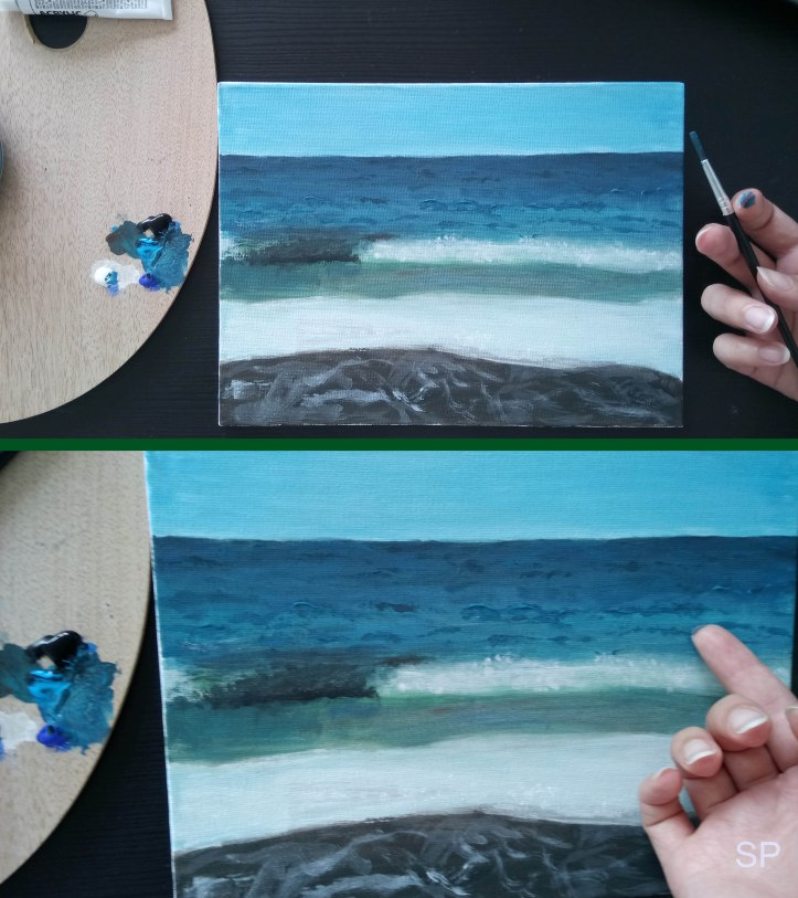sea and waves acrylic painting step 2.jpg