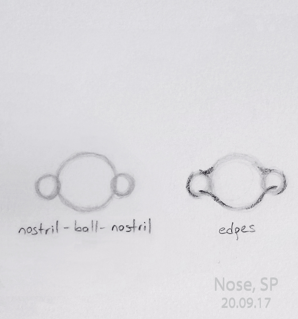 nose drawing steps 6