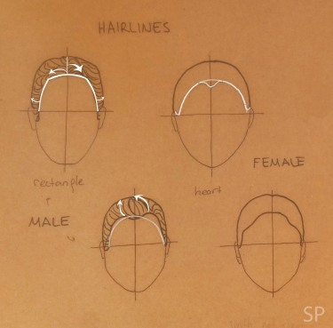 male female hair 2
