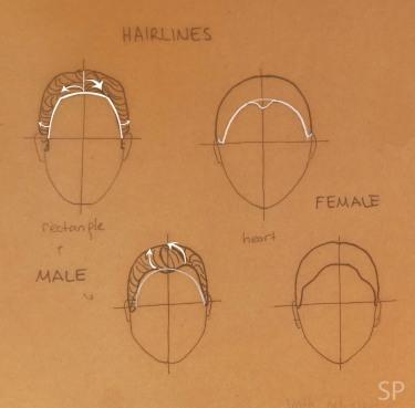 male female hair 2