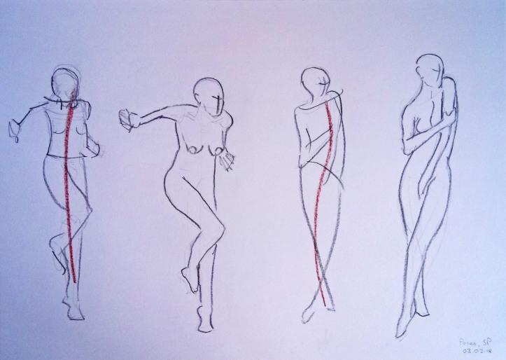 human poses 2